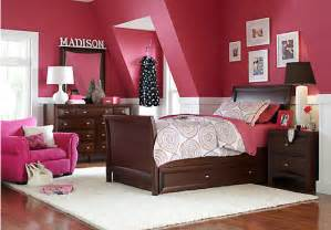 league cherry 6 pc sleigh bedroom