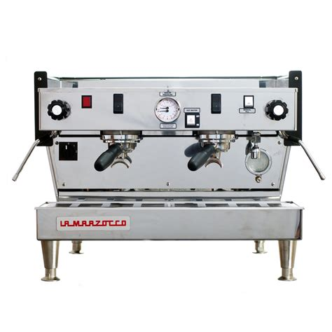 La Marzocco Linea 2 Group Semi Automatic Espresso Machine   Prima Coffee