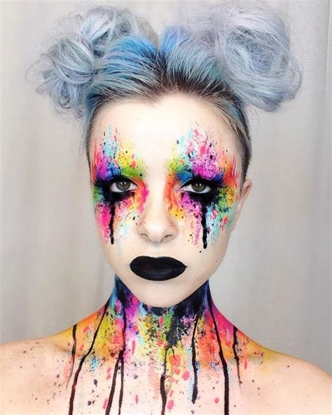 Forgets Makeup by Forget Spooky Try These Stunning Makeup Looks For A