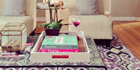 how to decorate a coffee table 9 decor ideas for your coffee table from real life homes huffpost