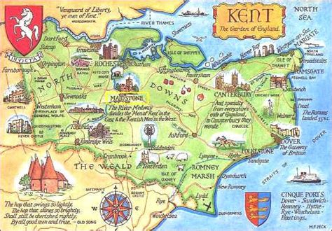 printable map kent meopham scottish dance club kent coast 150 pictures