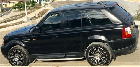 2008 range rover hse for sale for sale 2008 range rover sport hse in kingston jamaica