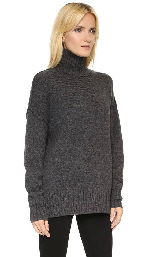Turtle Neck 2 turtleneck sweater with lera sweater