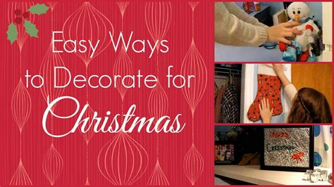 diy ways to decorate your room for christmas christmas diy room decorations casey holmes mouthtoears com