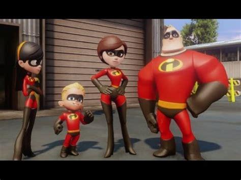 Disney Infinity Incredibles Playset Disney Infinity The Incredibles Playset Walkthrough Part