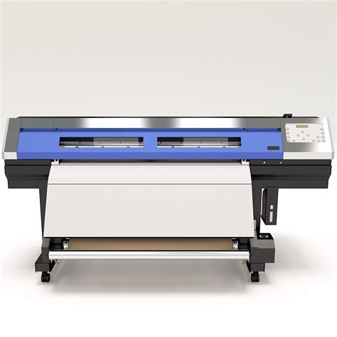 Printer Roland digital printer roland soljet proiii xc 54 3d model