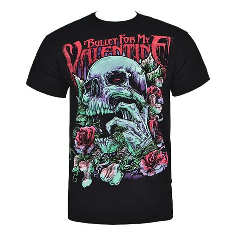 bullet for my t shirt bullet for my pink skull eye t shirt bfmv merch