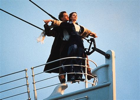 titanic boat pose leonardo died for nothing tests show di caprio s titanic