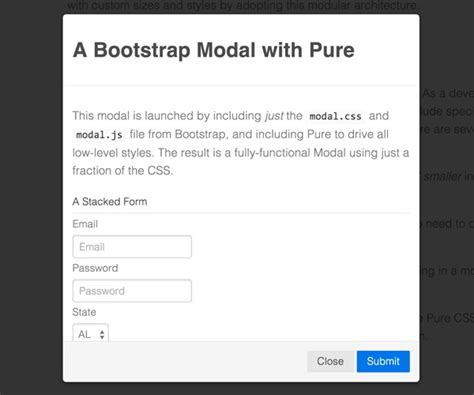 bootstrap tutorial tutsplus pure css offers an intriguing alternative to bootstrap