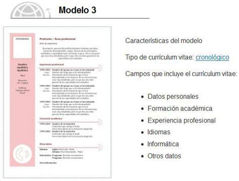 Modelo De Curriculum Vitae Funcional Para Completar Crea Tu Curr 237 Culum V 237 Tae 100 Efectivo Megapost Taringa