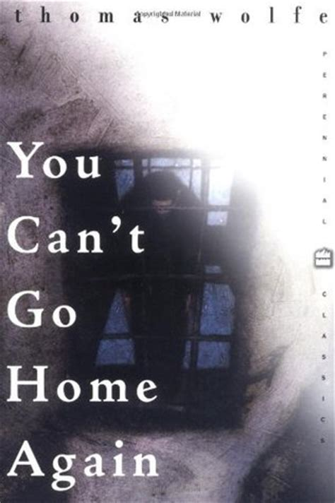 you can t go home again by wolfe reviews