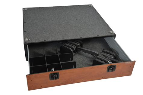 Gun Drawer by Vehicle Gun Or Weapon Storage Kits For Mobilestrong Drawers