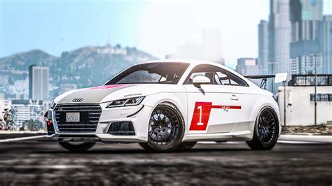 Audi Sport by Audi Sport Tt Cup Paint 4k Gta5 Mods