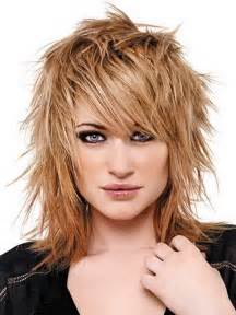 Razor Hairstyles Razor Medium Haircuts