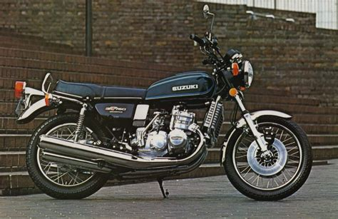 Suzuki Gt750b A Field Guide To The Suzuki Gt750