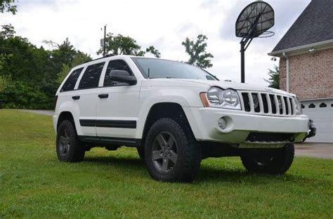 2005 Jeep Grand Lift Purchase Used 2005 Jeep Grand Loaded Lift Kit