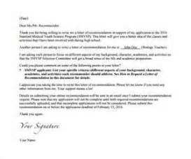 Usc Transfer Letter Of Recommendation Sle Thank You Letter For Recommendation Best Template