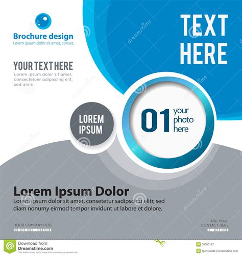 layout poster free design layout template royalty free stock photography