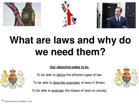 8 Reasons We Need by Unit 8 And Laws Why Do We Need By Qcda