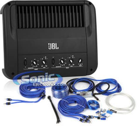 Power Jbl Gto 804 Ez jbl gto 804ez class a b lier 8 installation kit