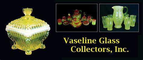 Cut Glass Vases For Sale Vaseline Glass Collectors Inc 187 Eapg Extravaganza