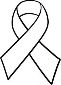 Breast Cancer Ribbon Coloring Pages breast cancer awareness coloring pages coloring home