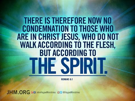 there was no jesus there is therefore now no condemnation to those who are in christ jesus who do not walk