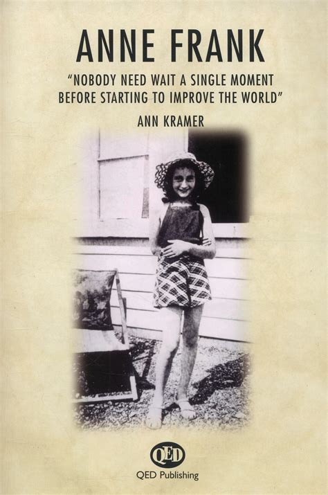 anne frank biography key stage 2 anne frank by kramer ann 9781781715109 brownsbfs