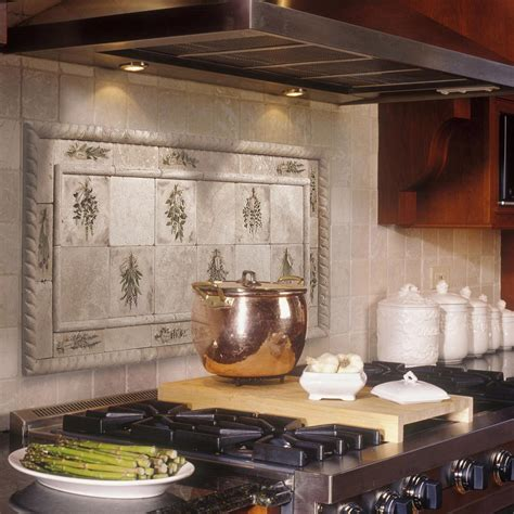 kitchen mural backsplash kitchen da vinci marble