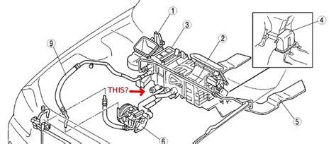 mazda 6 2003 air conditioning diagram mazda auto parts