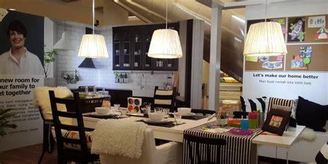 Ikea Di Indonesia setahun beroperasi di indonesia ikea dikunjungi 2 5 juta orang kompas