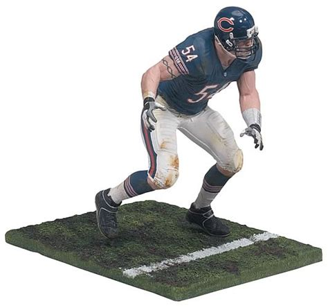 12 Inch Figure Collectibles brian urlacher 12 inch figure mcfarlane toys sports football figures at