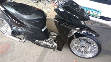 Modifikasi Mio New Soul Gt by Spare Parts Modif Motor Yamaha New Soul Gt 125