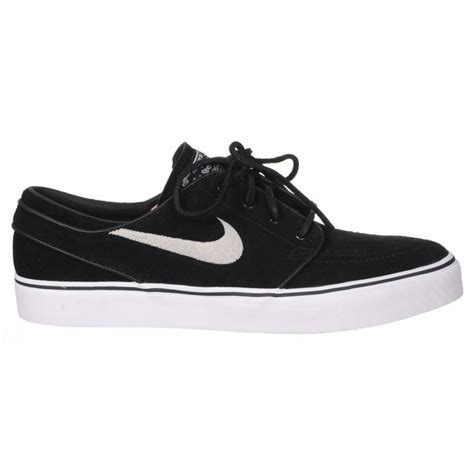 black nike shoes nike sb nike zoom stefan janoski sb skate shoes black