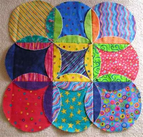 Circular Quilt Patterns by 25 Best Ideas About Circle Quilt Patterns On