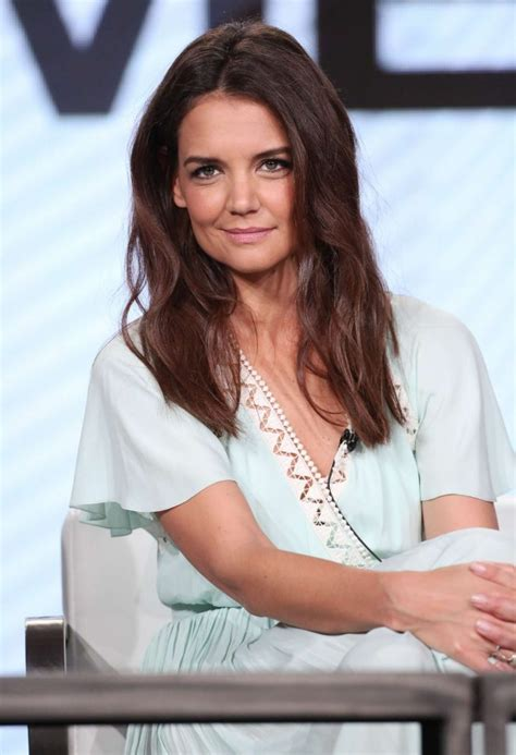 Kennedy Camelot Katie Holmes The Kennedys After Camelot Panel At Tca