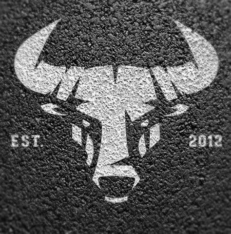 Restaurant Theme Ideas 20 bull logo designs ideas examples design trends