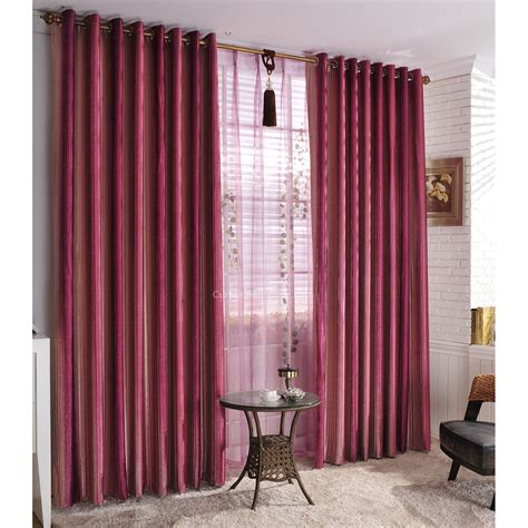 drapes in spanish spanish style blackout thermal living room in purple color