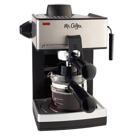 Steam Espresso Machine Coffee Cappuccino Espresso Latte Maker Frother Wand New