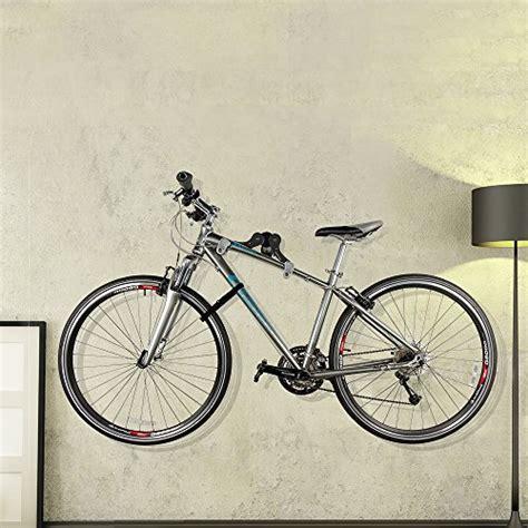 bike wall hanger ibera horizontal bicycle bike wall hanger bike hook holder import it all