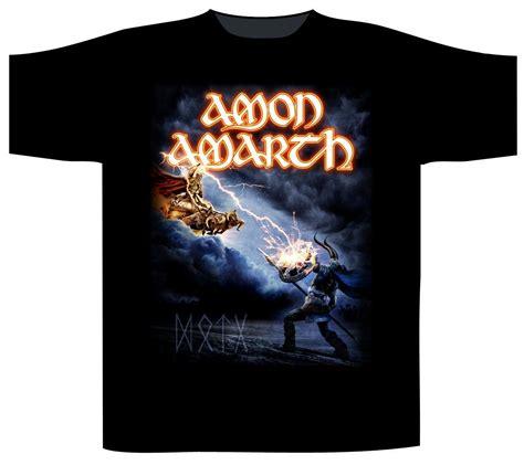 Amon Amarth 1 amon amarth t shirt deceiver of the gods