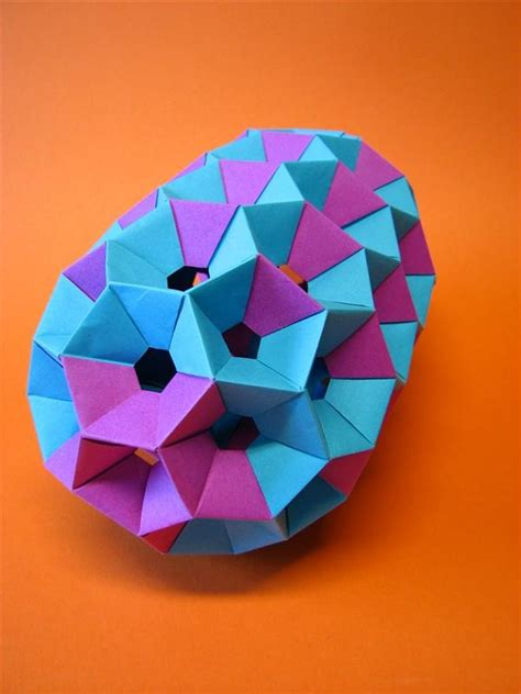Origami Geometric - 375 best modular origami images on diy