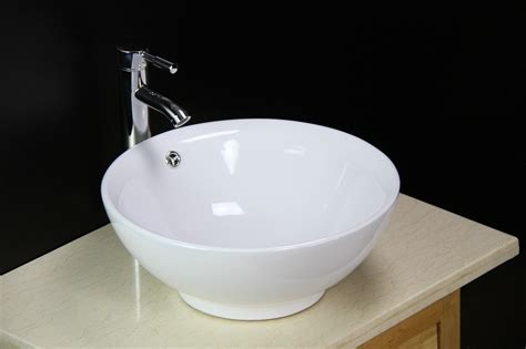 round bathroom sink a round bowl sink for bathroom useful reviews of shower