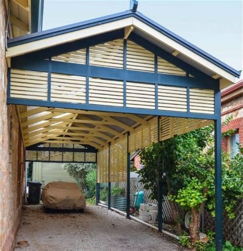 Pergola Style Carport by Decorating Your Own Pergola Style Carport Pergolas