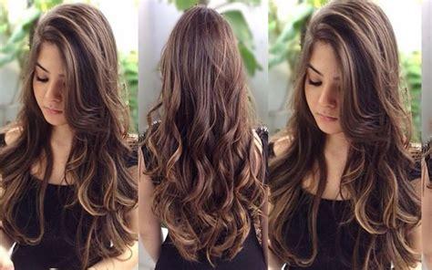 imagenes de cortes de pelo en capas cabello largo cortes hermosos youtube