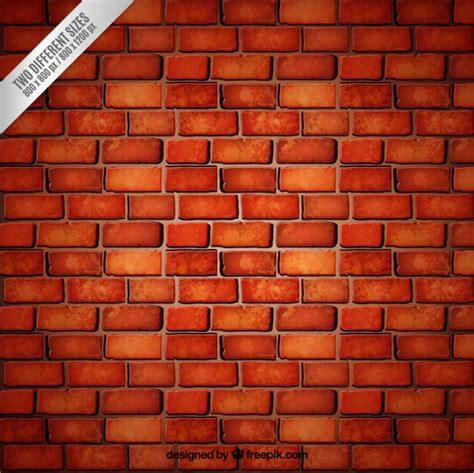 psd pattern brick red brick wall background vector free download