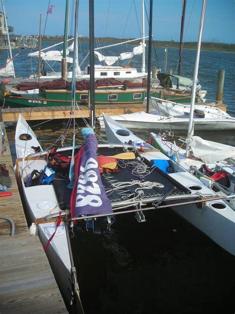 catamaran mde building an ulua tamanu as trimarans small trimarans