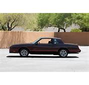Monte Carlo SS Also 1988 On Ss Axle