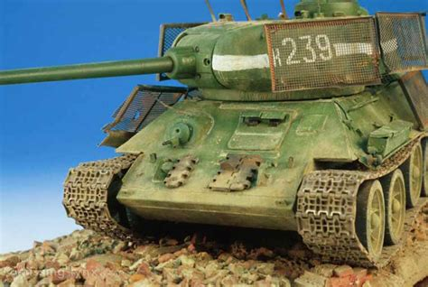 missing-lynx.com - Russia WWII - T-34/85, the battle for ... T 34
