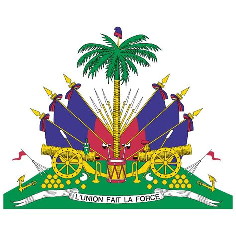 Haiti Search Coat Of Arms Of Haiti At Vectorportal